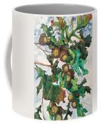 Acorns On An Oak  Coffee Mug