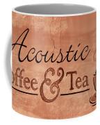 Acoustic Coffee And Tea - 1c2b Coffee Mug