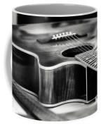 Acoustic Noir Coffee Mug