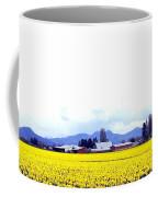 Acres Of Daffodils Coffee Mug