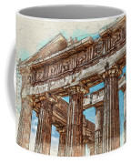 Acropolis I Coffee Mug