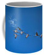 Across An Autumn Sky Coffee Mug