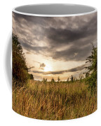Across Golden Grass Coffee Mug by Nick Bywater