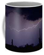 Across The Desert Coffee Mug