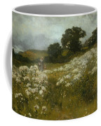 Across The Fields Coffee Mug by John Mallord Bromley