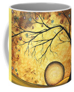 Across The Golden River By Madart Coffee Mug