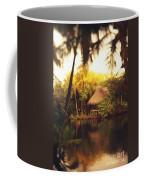 Across The Lagoon Coffee Mug