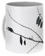 Across The Pale Sky Coffee Mug