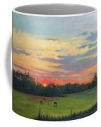 Across The Pasture Coffee Mug