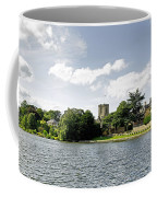Across The Pool At Melbourne Hall Coffee Mug