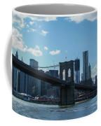 Across To Manhattan New York New York Coffee Mug