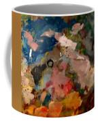 Acryl Color Abstract Coffee Mug