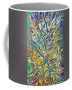 Acrylic Fire 2005 Coffee Mug