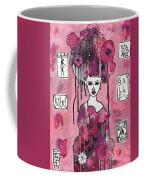 Acrylic Variations Kitri Coffee Mug