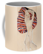 Act Against Colored Material Coffee Mug