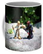 Action Figures Coffee Mug