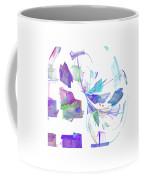 Action In Pastel Coffee Mug