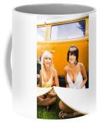 Active Healthy Lifestyle Coffee Mug