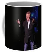 Actor And Comedian William Shatner Coffee Mug
