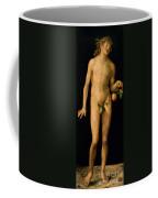 Adam Coffee Mug by Albrecht Duerer