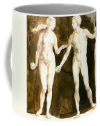 Adam And Eve 1504 Coffee Mug