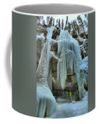 Adam Jewell At Maligne Canyon Coffee Mug