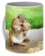 Addicted To Nuts Coffee Mug