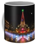 Adelaide Christmas Lights  Vg Coffee Mug