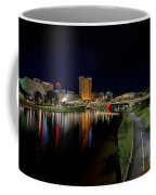 Adelaide Riverbank At Night Iv Coffee Mug