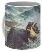 Adieu Coffee Mug by Alfred Guillou