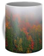 Adirondack Autumn Colors Coffee Mug