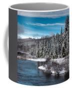 Adirondack Snowfall Coffee Mug