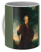 Admiral Viscount Keppel Coffee Mug