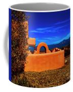 Adobe At Sunset Coffee Mug