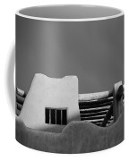 Adobe Turrett Coffee Mug