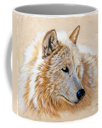 Adobe White Coffee Mug by Sandi Baker
