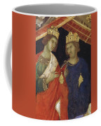 Adoration Of The Magi Fragment 1311 Coffee Mug