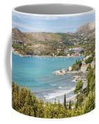 Adriatic Coast In Croatia Coffee Mug