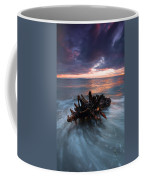 Adrift Coffee Mug by Mike  Dawson