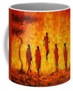 Adumu Coffee Mug