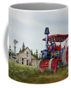 Advance Rumely Steam Traction Engine Coffee Mug