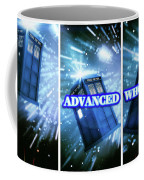 Advanced Whovians Alt Coffee Mug