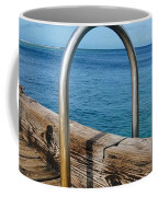 Adventure Into The Blue Coffee Mug
