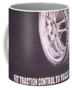 Adverts On Tyres Coffee Mug