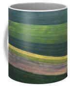 Aerial Abstract Coffee Mug