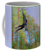 Aerial Artist - Use Red-cyan 3d Glasses Coffee Mug