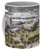 Aerial View Of Atlanta Georgia Coffee Mug
