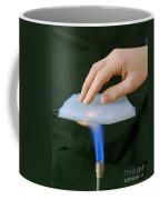 Aerogel, Synthetic Ultralight Material Coffee Mug