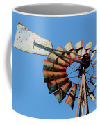 Aeromotor In Color Coffee Mug