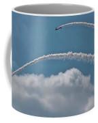 Aeroshell Aerobatics Coffee Mug